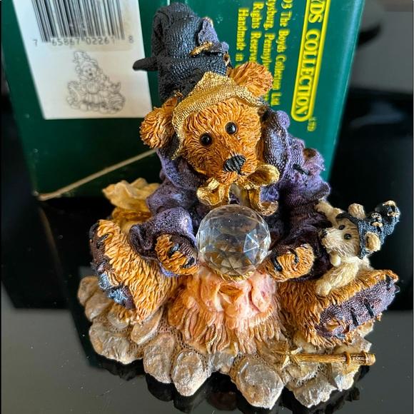 Boyds Bear Wizard of Wuz
